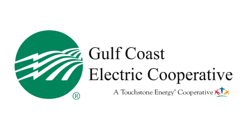 Gulf Coast Electric Cooperative logo